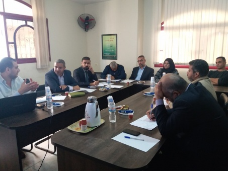 Recommendations to Reconsider the Powers of the Executive Authority in Intervening in Demonstrations, In a Panel Discussion Held by AMAN Over the Impact of Political Corruption on the Right to Regulate Assemblies in the Gaza Strip