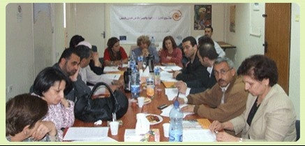 اللجنة التنسيقية لمنظمات أهلية ضد الفساد تؤكد على حماية المشروع الوطني من خلال مكافحة الفساد