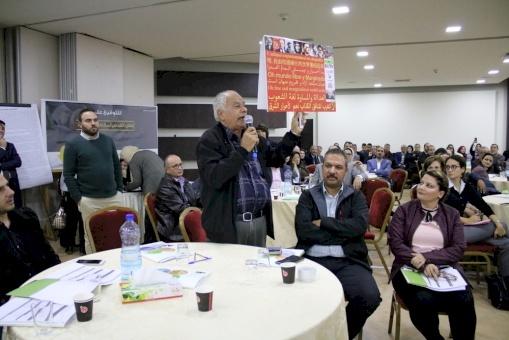 إعلان القدس لمكافحة الفساد خطوة أقرب لإنهاء الاحتلال وتجسيد الدولة الفلسطينية المستقلة