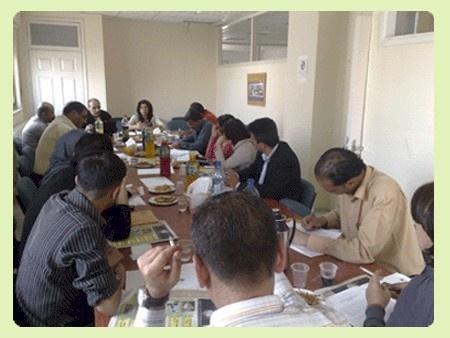 أقرت خطة عمل الشبكة خلال العاميين المقبلين تشكيل لجنة تحضيرية لإجراء انتخابات الهيئة التنسيقية لشبكة الإعلاميين من اجل النزاهة والشفافية