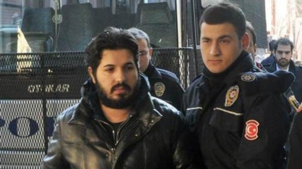 Iranian gold stars in Turkish corruption scandal