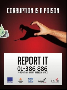 TIME FOR ACTION: LEBANESE CITIZENS AGAINST CORRUPTION