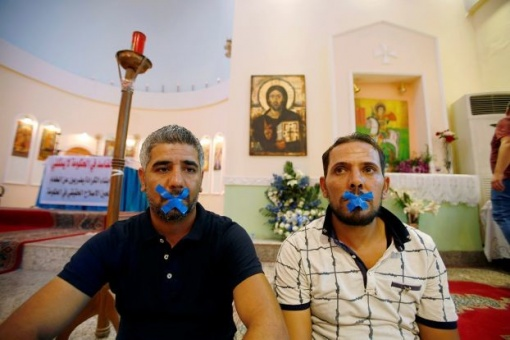 الصدر وأنصاره يبدؤون إضراباً عن الطعام احتجاجاً على تفشي الفساد