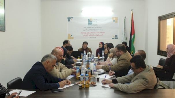 المجتمع المدني يطلق نداء عاجلا لإغاثة صغار المزارعين وفقراء المستهلكين في غزة