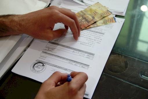 التحويلات النقدية للمساعدات الاجتماعية