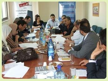 ائتلاف أمان ينظم ورشة عمل لمناقشة مشاريع أنظمة بشأن مكافحة الفساد