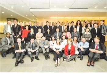 خلال حفل تسليم الجوائز في واشنطن  ائتلاف أمان يتسلم جائزة البنك الدولي لأفضل مبادرة خلاقة في مجال مكافحة الفساد