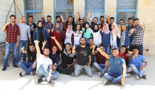Forty young men and women complete the Integrity School Of AMAN and SHAREK