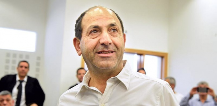 SUPERMARKET MOGUL RAMI LEVY ARRESTED ON CORRUPTION, FRAUD CHARGES